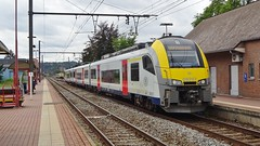 AM 08207 - L154 - JAMBES (philreg2011) Tags: am08 desiro am08207 jambes l154 sncb nmbs trein train ic20142500 ic20142534