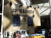 Back Wall of Coffee Bar of Ocean Terrace Café
