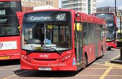 Abellio 8827 (YY64YJJ). (Fred Dean Jnr) Tags: london august2019 uk england londonbus bus abellio abelliolondon alexander dennis adl enviro200 croydon parklanecroydon 8827 yy64yjj route407 caterham