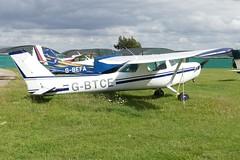 Cessna 152 II G-BTCE (Gavin Livsey) Tags: enstone c152 cessna gbtce