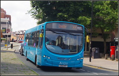 Arriva 3144 (Lotsapix) Tags: arriva buses wales bus chester cheshire volvo wright wrightbus pulsar cx12dtf