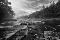 morning mist on river (dgmann11) Tags: trerickett wyevalley