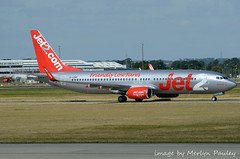 Jet2 738 g- jzhp (merlyn.pauley) Tags: boeing 737800 737800wl 737 airliner airport stansted stanstedairport jet2 ggdfw gjzhp