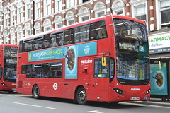Metroline VMH2556 LA68DXM (Will Swain) Tags: london 21st july 2019 bus buses transport transportation travel uk britain vehicle vehicles county country england english metroline vmh2556 la68dxm