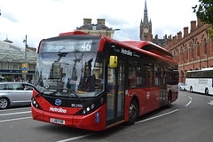 Metroline BEL2506 LJ18FHB (Will Swain) Tags: london 21st july 2019 bus buses transport transportation travel uk britain vehicle vehicles county country england english metroline bel2506 lj18fhb