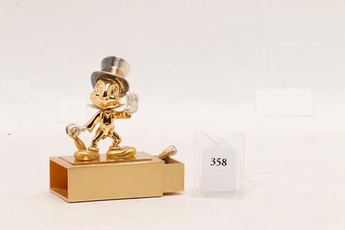 """Olszewski Disney Showcase Collection Pinocchio's """"Anytime You Need Me, Just Whistle"""" box ($224.00)"""