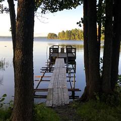 Bridge by Enviken (halleluja2014) Tags: herrhagen stennäset sweden bro bridge falun lake sjö varpan