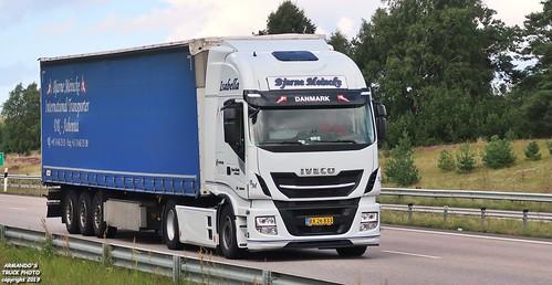 Iveco Dk833 Bjarne Meincke International Transporter A