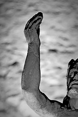 answer (nograz) Tags: rude fauno fontana con statua nikond750 cisondivalmarino flautodipan bw nograz castelbrando blackandwhite biancoenero gesto mano satiro