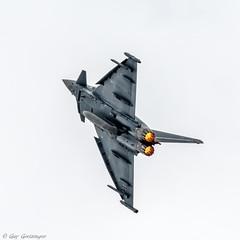 Eurofighter Typhoon (Guy Goetzinger) Tags: plane airplane nikon fighter aircraft aviation jet airshow flugzeug avion d500 afterburner 2019 goetzinger zigermeet eurofighter typhoon luftwaffe
