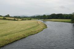 Photo of River Derwent near Great Broughton