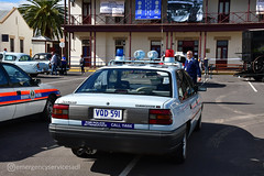 South Australia Police | Holden VN Commodore (emergencyservicesadl) Tags: police cops cop policecar holden ford mitsubishi sapol southaustraliapolice adelaide thebarton southaustralia