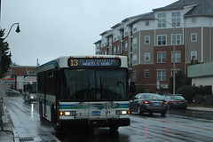 Norwalk Transit District (WHEELS) 2008 Gillig Advantage 35' #171 on Route 13 (MTA3306) Tags: