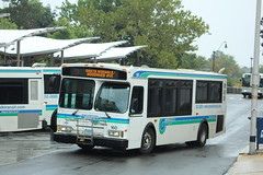 Norwalk Transit District (WHEELS) 2004 Orion VII 07.502 #160 on Route 9 (MTA3306) Tags: