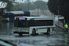 Norwalk Transit District (WHEELS) 2008 Gillig Advantage 35' #172 on Route 3 (MTA3306) Tags: