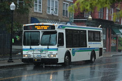 Norwalk Transit District (WHEELS) 2004 Orion VII 07.502 #158 on Route 9 (MTA3306) Tags: