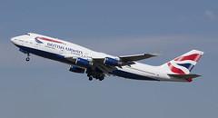 G-CIVS (Lucas31 Transport Photography) Tags: heathrow aviation planes aircraft lhr boeing b747 jumbo