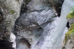 Gorge @ Le Bon Nant @ Pont de la Téna (Pont Romain) @ Hike to Col de la Fenêtre & Lacs Jovet