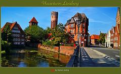 Wasserturm Lüneburg (shaman_healing) Tags: lüneburg stadt city farben colors architektur himmel deutschland germany fotografie photography flickr