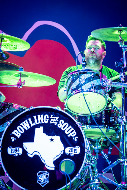 Bowling For Soup & Reel Big Fish 7/25/19 - David Weiland
