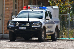 SA Police Transport Unit @ Jamestown 050519 (emergencyservicesadl) Tags: police cops cop policecar holden ford mitsubishi sapol southaustraliapolice adelaide thebarton southaustralia