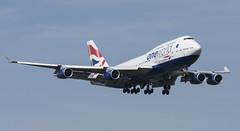 G-CIVP (Lucas31 Transport Photography) Tags: lhr heathrow aviation planes aircraft boeing b747 jumbo gcivp