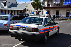 South Australia Police | Highway Patrol (emergencyservicesadl) Tags: police cops cop policecar holden ford mitsubishi sapol southaustraliapolice adelaide thebarton southaustralia