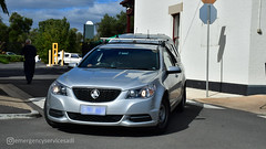 South Australia Police | Holden VF Commodore Dog Squad (emergencyservicesadl) Tags: police cops cop policecar holden ford mitsubishi sapol southaustraliapolice adelaide thebarton southaustralia