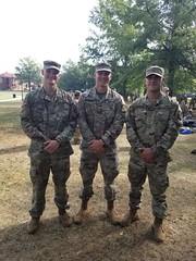 sanchez and galbreath (EWU ROTC PMS) Tags: ewurotc advancedcamp