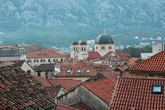 Kotor, Montenegro (russ david) Tags: kotor montenegró котор cattaro montenegro gulf mediterranean balkin fortifications boka kotorska adriatic sea architecture unesco unescos world heritage site црна гора crna gora travel november 2018 buildings balkans