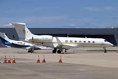 HZ-SKY6 (JBoulin94) Tags: hzsk6 skyprime aviation gulfstream g550 washington dulles international airport iad kiad usa virginia va john boulin