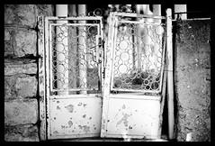 Gates of Ohrid (Michael Kommarov) Tags: nikon f3 voigtlander analog lomography white 35mm film black potsdam macedonia lake ohrid