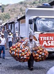 This Guy Has a Lot of Balls (vincenzooli) Tags: guatemala antigua f6 nikon provia fujifilm film semanasanta easter