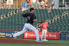 Flynn (Minda Haas Kuhlmann) Tags: sports baseball milb minorleaguebaseball pacificcoastleague omahastormchasers nebraska omaha papillion sarpycounty outdoors omahasizzle brianflynn