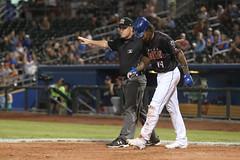 safe (Minda Haas Kuhlmann) Tags: sports baseball milb minorleaguebaseball pacificcoastleague omahastormchasers nebraska omaha papillion sarpycounty outdoors omahasizzle adalbertomondesi