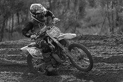 SEQJMX (Explore 30/8/19) (Alan McIntosh Photography) Tags: action sport speed black white monochrome motorsport motorcycle track mx motocross warwick