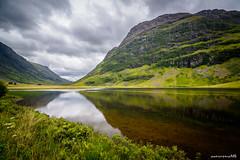 Loch Achtriochtan - Glen Coe, Scotland - Explored! (achinthaMB) Tags: achtriochtan glencoe lake loch lochachtriochtan sottish highlands uk unitedkingdom scotland mountains british britain europe
