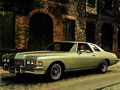 1976 Buick Riviera (aldenjewell) Tags: 1976 buick riviera brochure