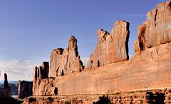 USA - Utah - Arches National Park - Park Avenue (AlCapitol) Tags: usa us etatsunis utah nikon d850 archesnationalpark parkavenue