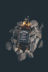 241/365 - Whiskey On the Rocks (Forty-9) Tags: canon eos60d eflens ef2470mmf456isusm lightroom tomoskay forty9 project365 365 2019 3652019 project3652019 day241 241365 august 29thaugust2019 29082019 photoaday thursday whiskeyontherocks whiskey jackdaniels playonwords pun rocks yongnuo yongnuospeedliteyn560iv flash strobist strobism studio photr softbox