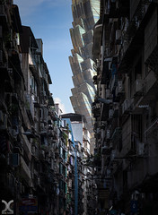 Inception (DanielKHC) Tags: china macau cityscape sciencefiction inception nikon z7 mirrorless urban claustrophobic nikkor70200mmf4