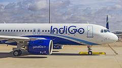 Indigo Airbus A320NEO VT-IJH Bangalore(BLR/VOBL) (Aiel) Tags: indigo airbus a320 a320neo vtijh bangalore bengaluru canon60d canon24105f4lis