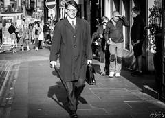 Dapper Gent (Cycling-Road-Hog) Tags: street urban fashion scotland edinburgh candid citylife streetphotography streetportrait style places royalmile hairstyle edinburghstreetphotography canoneos750d