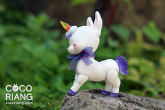 Crail (Cocoriang) Tags: cocoriang bjd unicorn balljointeddoll ball jointed doll unicorndoll