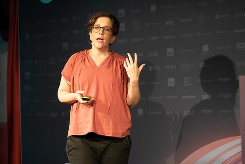 Front Conference Zurich 2019: Netta Bondy