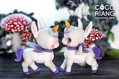Crail (Cocoriang) Tags: cocoriang bjd unicorn balljointeddoll ball jointed doll unicorndoll