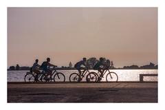 friends (ibarenogaray) Tags: tourleda greece niños amigos bicicleta atardecer