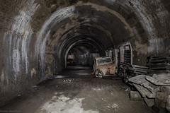 Prep phase (The Urban Tourist) Tags: urbex urbanexploration urbexitalia abandoned abandonedplaces abandonedairraidshelter airraidshelter abandonedcars abandonedtunnel decay