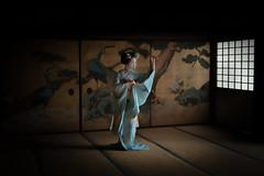 Maiko_20190630_121_15 (Maiko & Geiko) Tags: 20190630 eiunin temple kanohisa kyoto maiko 舞妓 永運院 叶久 京都 叶家 kanoya