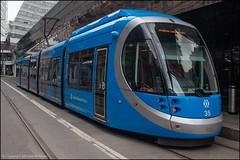 Midland Metro 35 (Mike McNiven) Tags: midlandmetro westmidlands networkwestmidlands travelwestmidlands birmingham newstreet wolverhampton caf tram metro lightrail lrv